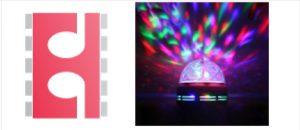 Luces Ritmicas y efectos para discoteca