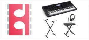 Teclados, Pianos y Accesorios